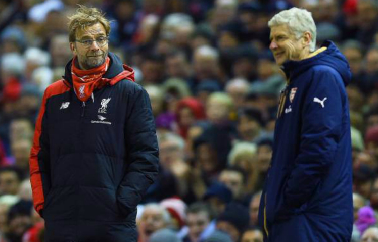 LFC and Arsenal set £40m summer tussle over Englishman