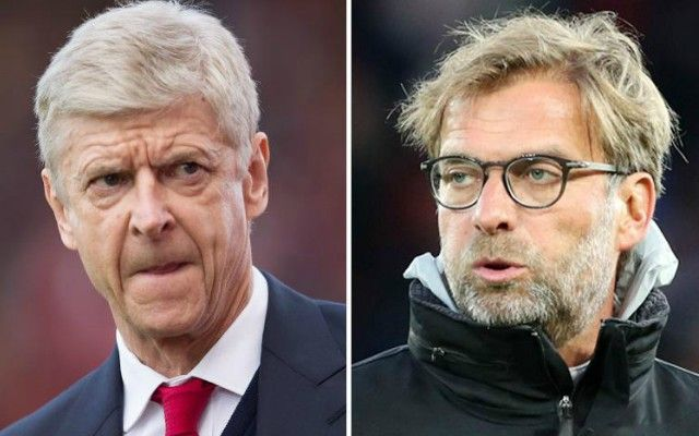 Wenger hints that Klopp has made it difficult for next Arsenal manager