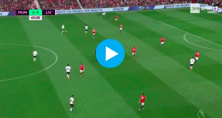 (Video) Bailly's shocking own-goal gets LFC back in game