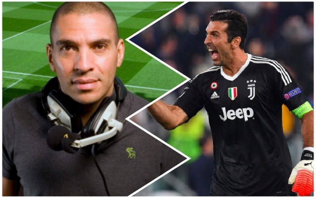 Private: Liverpool should sign Gianlugi Buffon, reckons Collymore
