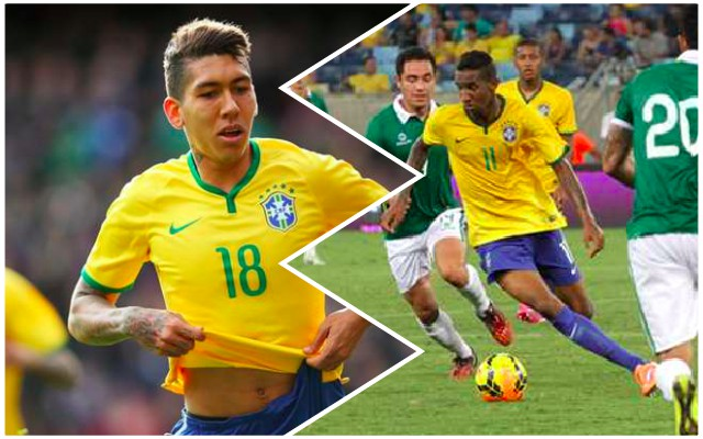 LFC want 16-goal Brazilian to support Firmino next season