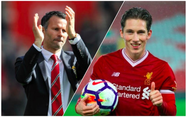 Ryan Giggs: Why I've got to pick Harry Wilson