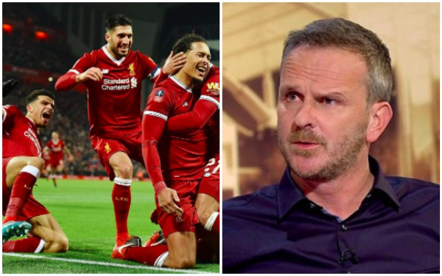 Hamann is uncharacteristically nice about Liverpool player