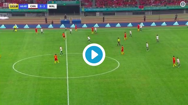 (Video) Harry Wilson scores 'Wales Worldy' on 21st Birthday