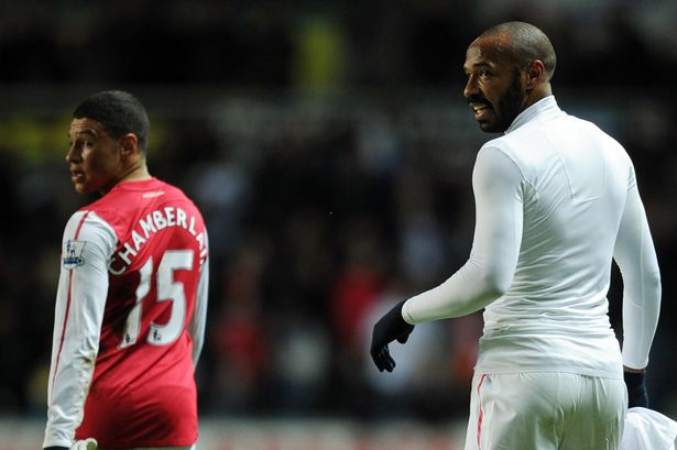 Thierry Henry: The main difference between Arsenal Ox and Liverpool Ox