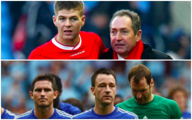 How John Terry almost signed for Liverpool & actually wanted Anfield switch