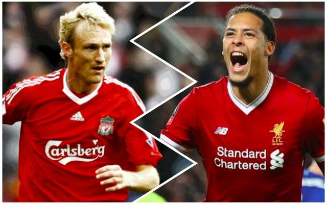 Image result for van dijk and hyypia