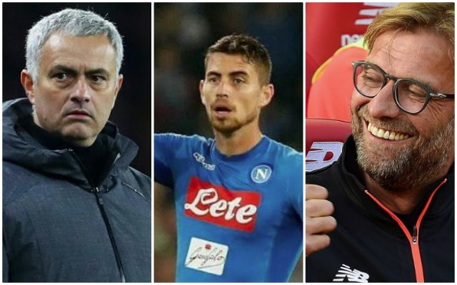 Jorginho drops big social media hint that he wants to join Liverpool
