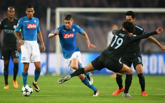 Jorginho speaks up Premier League switch