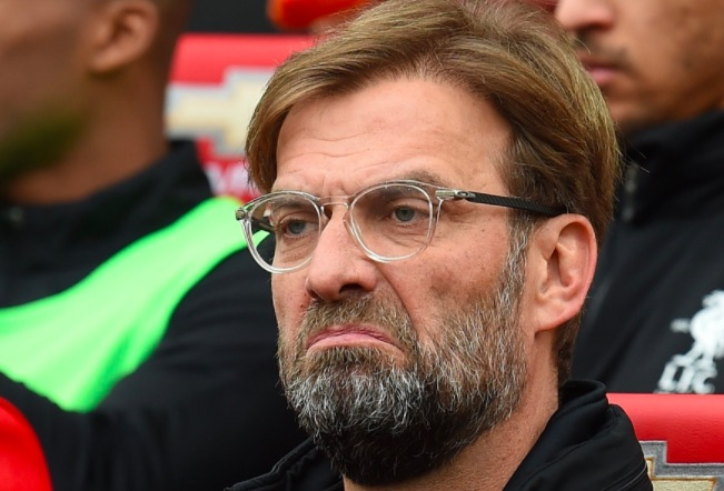 Shock as Klopp set to name surprise defender on LFC subs bench
