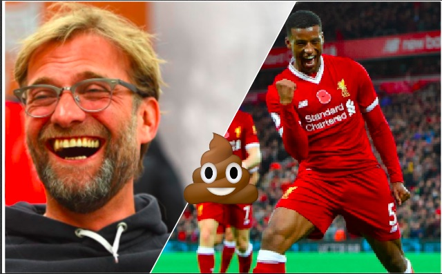 Klopp: 'My players have diarrhoea!' Press Officer jumps in as Jurgen brings house down