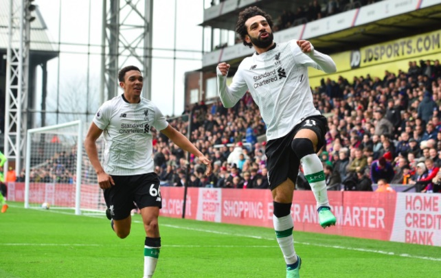 'Death, Taxes, Salah…' Internet explodes as Mo's 37th secures crucial LFC win