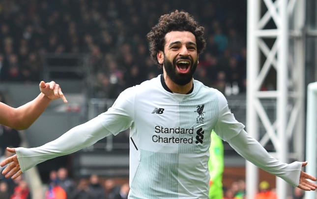 (Video) Mo Salah's reaction to being told how many goals he's scored is fantastic…