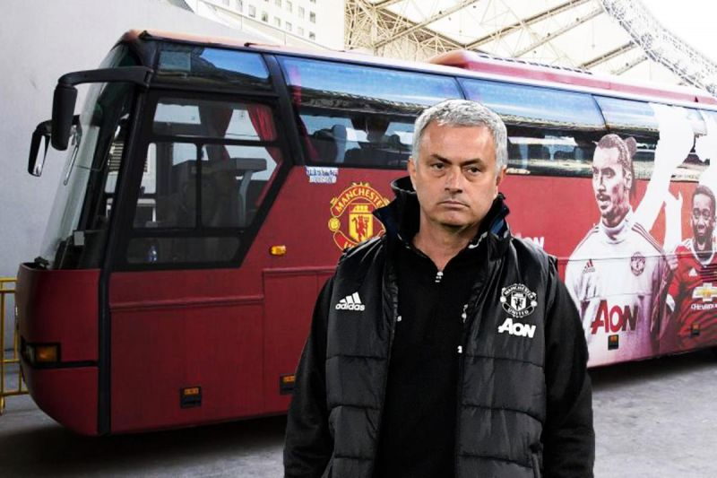 Mourinho: United 'deserve' to be above LFC