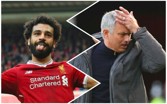 United board to go against Mourinho after Mo Salah mistake
