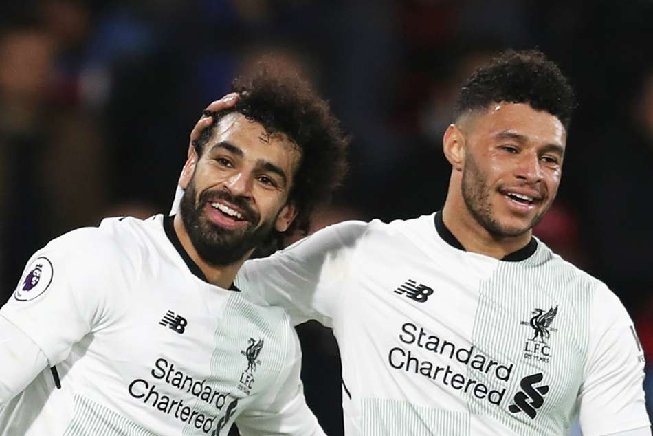 Oxlade-Chamberlain has a perfect new nickname for Mo Salah