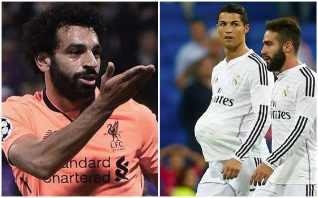 Ronaldo laughs off Mo Salah comparison – 'I'm different from everyone'