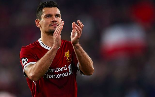 Lovren handed out HT rollocking to team-mates: 'I was shouting'