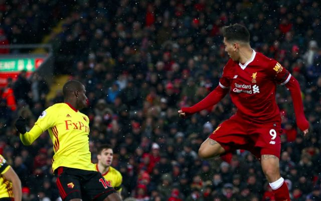 (Video) Salah's assist so good, Firmino doesn't celebrate