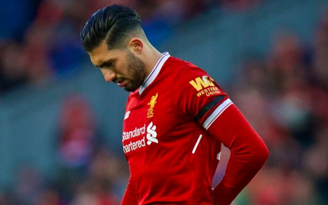 Emre Can being told to 'say yes' to Juventus transfer – report