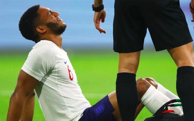 Liverpool release fresh update on Joe Gomez injury