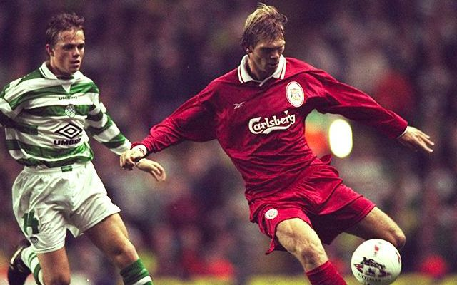 (Video) Watch Bjørn Tore Kvarme score cracking equaliser for LFC Legends