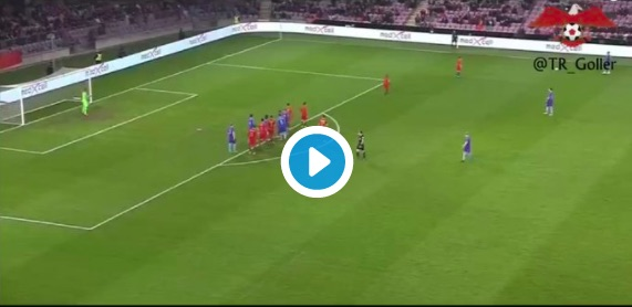 (Video) Van Dijk volleyed in this lovely goal for Holland last night