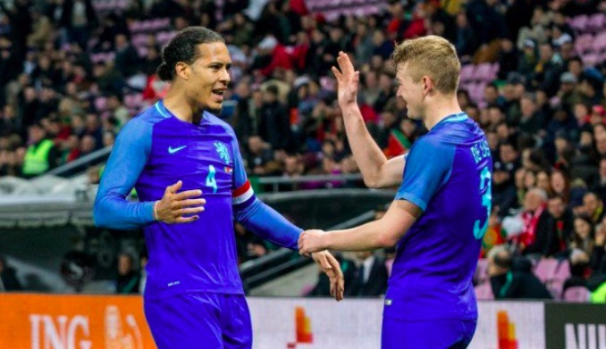 Van Dijk loves £52m centre-back; LFC fans went into meltdown last night, too