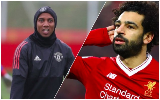 Mo Salah has finished Ashley Young on Instagram