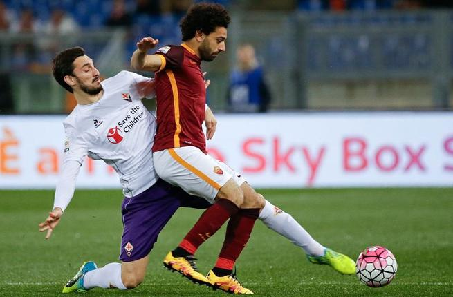 Mo Salah is likely in Italy today attending Astori's funeral after making request to Liverpool