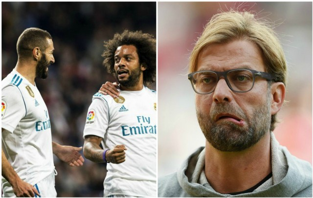 Liverpool linked with Real Madrid duo in bizarre swap deal they'd surely never accept