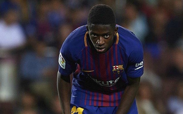 Liverpool named as surprise destination for want-away Barcelona star – report
