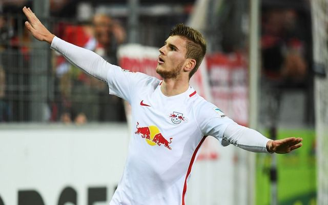 Timo Werner receives advice amid Liverpool transfer speculation