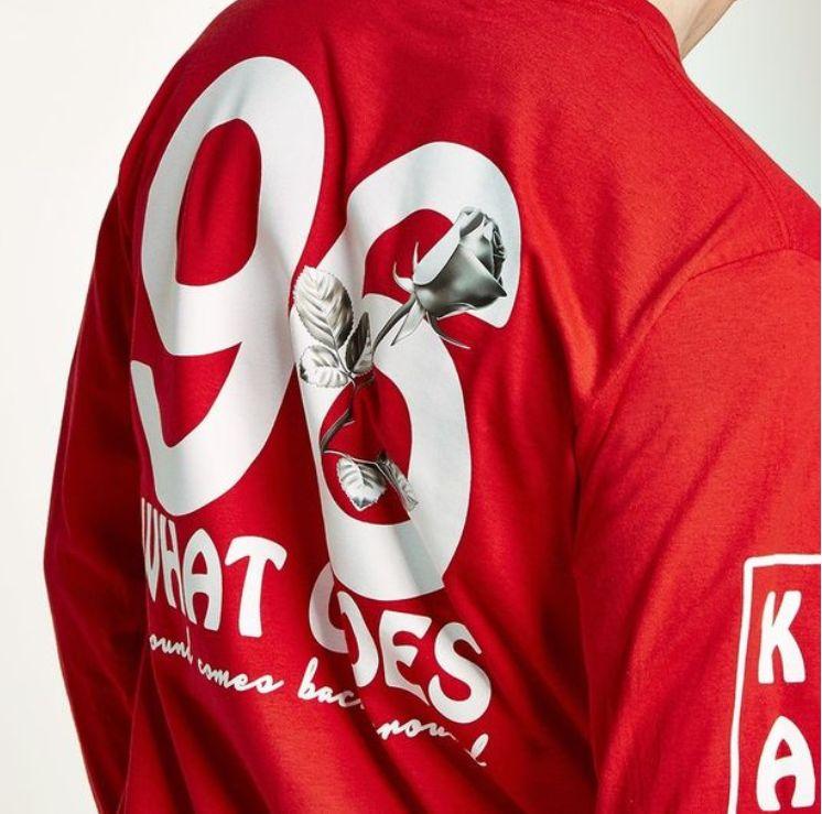 96 shirt