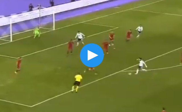 Video: Mohamed Salah continues incredible scoring run with superb finish for Egypt vs Portugal