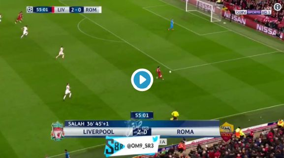 Video: Sadio Mane and Roberto Firmino goals put Liverpool in dreamland as Mohamed Salah turns provider