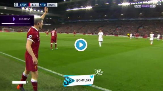 Video: Roberto Firmino scores again and Liverpool are absolutely destroying Roma