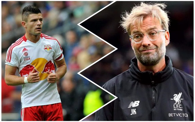 LFC scouting 25-year-old to partner Keita in what could be a 'Klopp special'