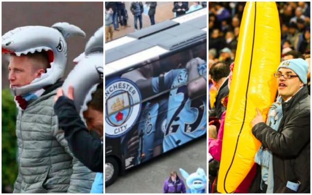 Vincent Kompany hints at bus revenge but LFC fans think it's hilarious…