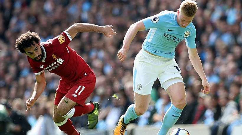 De Bruyne discusses 'remarkable' title race…
