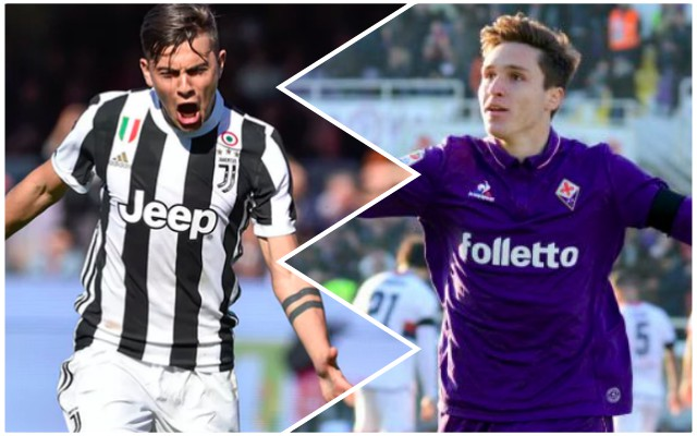 Dybala and Serie A wonderkid linked to Liverpool – Guardian Roundup