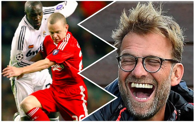 Jay Spearing trolled Klopp's Liverpool with great tweet today…