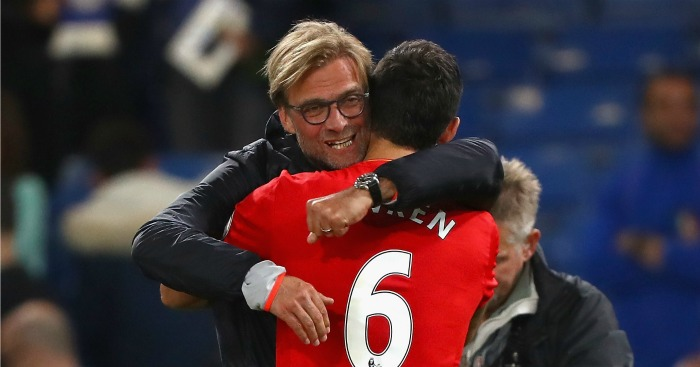 Klopp: Lovren is genetically the perfect centre-back