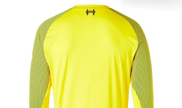 (Image) Liverpool's yellow goalkeeper strip for 18/19 isn't great…