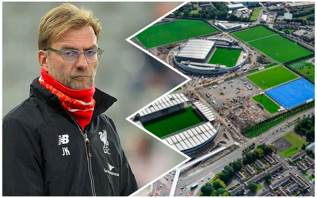 Klopp couldn't believe what he saw at City's training ground…