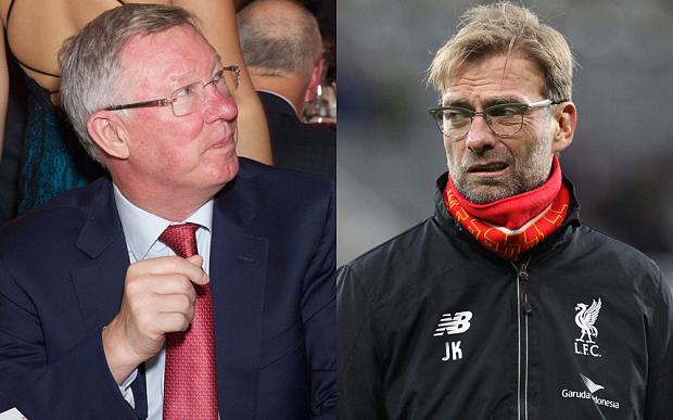 Klopp: My Liverpool are like Fergie's United