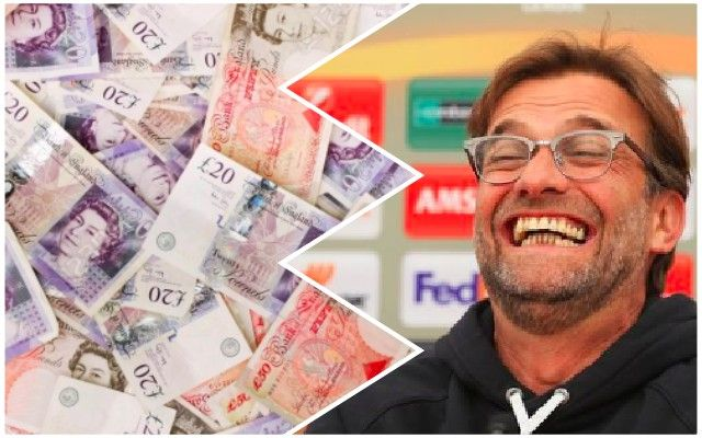 Image result for liverpool cash