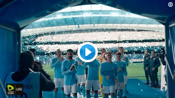 City should be stripped of Premier League Title following this barbaric celebration video