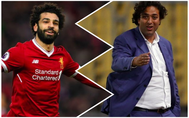 Mido is chatting absolute SH*TE about Mo Salah…
