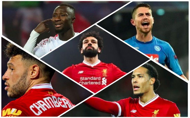 Potential 2018/19 LFC XI if we nail early summer targets